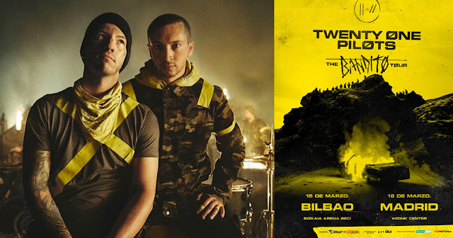 Twenty One Pilot en BEC!