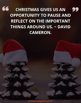 Christmas Quotes English