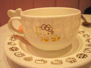 Hello Kitty Tea Cup.