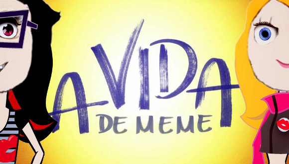 Video do canal Vida de Meme: Novela  A Vida de Meme capitulo #1