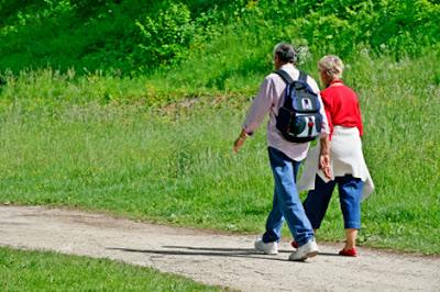 beneficios de la caminata, Caminar todos los días, Ejercicio para fortalecer el corazón, Ejercicio que previene la osteoporosis,
