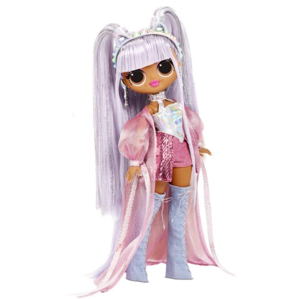 Кукла L.O.L. O.M.G. Remix сестра Kitty Queen
