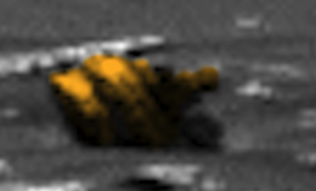 ancient engine found on mars in newest photos from mars jan 20 2017 ufo sighting news