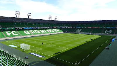 PES 2020 Stadium Euroborg ( Reworked )