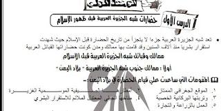 مذكرة تاريخ للصف الثانى الثانوى على منهج2016 المطور  المنهاج المصري %D8%AA%D8%A7%D8%B1%D