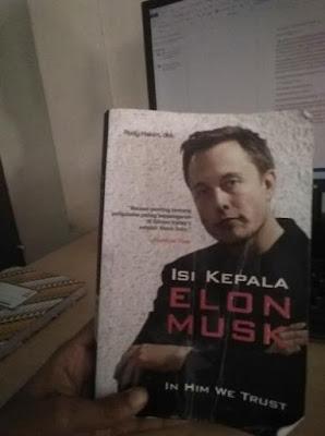 Isi Kepala Elon Musk - Rudy Hakim