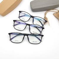 Kacamata Frame Prada (F9024) Plus Lensa Photocromic