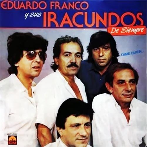 Lyrics de Los Iracundos