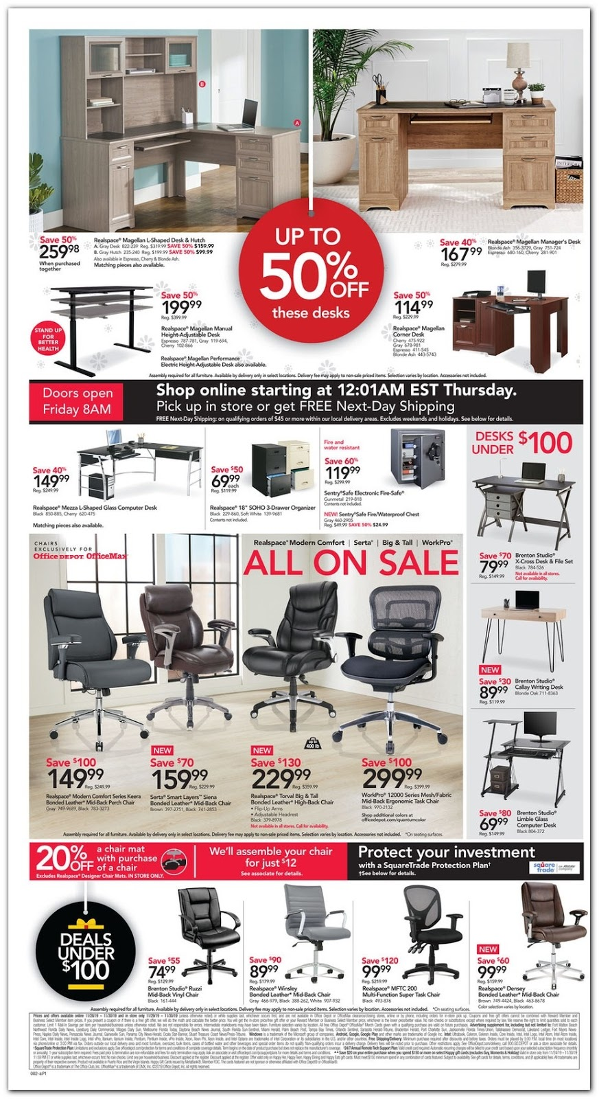 Office Depot® & Officemax® Black Friday 2019 page 2