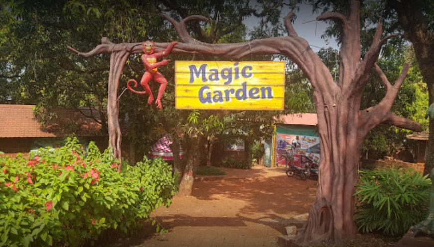 Magic Garden Ganpatipule