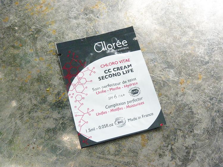 Alorée CC Cream