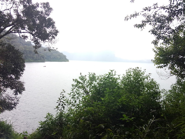Trip Gunung Tujuh Lake
