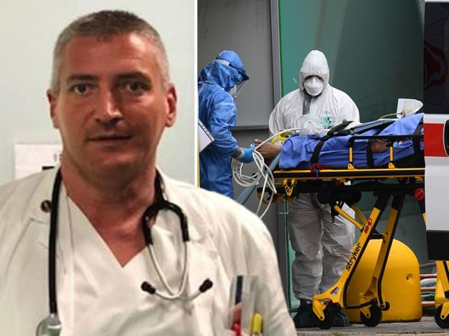 Italian doctor arrested accused of killing Coronavirus patients just to 'free up hospital beds'