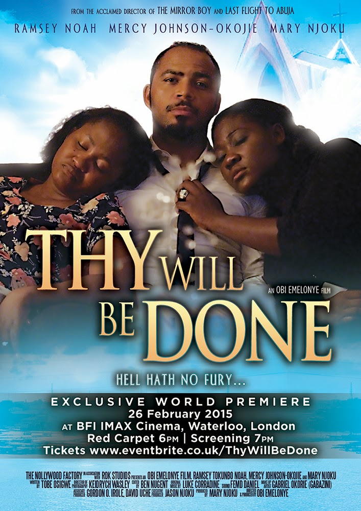 thy will be done nigerian movie