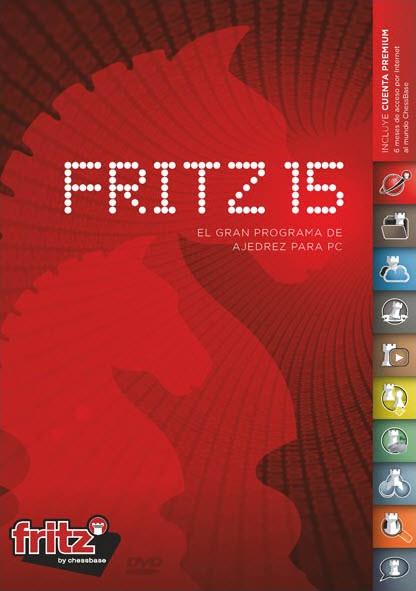 Fritz 15 [Preactivado][x86-x64][exe][Español]