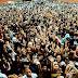 La población mundial crece explosivamente