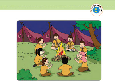 Kunci Jawaban Tematik Kelas 5 Tema 6 Subtema 2 Pembelajaran 5