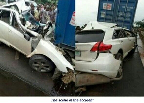Final Year Student Dies In Car Crash With Her Boyfriend (Photos)