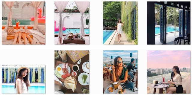 4 cafes with luxury swimming pools in Ho Chi Minh City hardly to be ignored