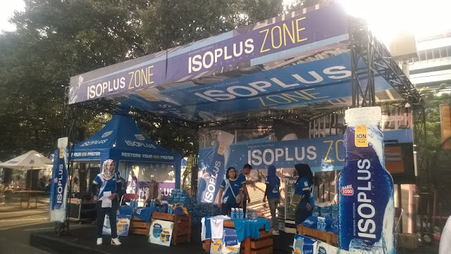 Booth Isoplus Zone