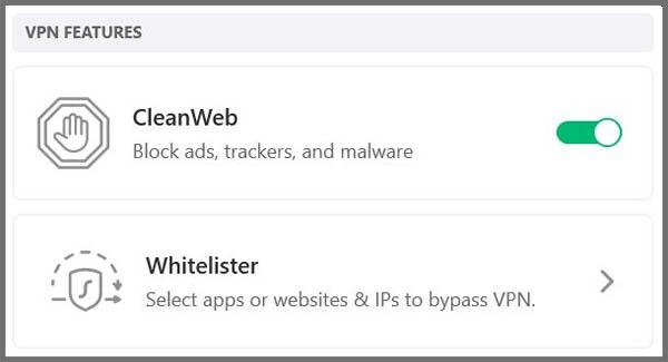 CleanWeb Blokir Iklan-Iklan Streaming