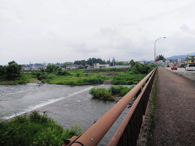 大谷川 霧降大橋