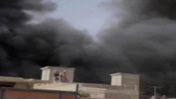 Airbus crash in Karachi Pakistan