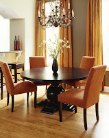 Colors selection can impacting your dining room looks