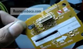 Serial Number Mesin Fotocopy canon iR6570