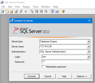 SQL Server Profiler Select, Insert, Update, Delete