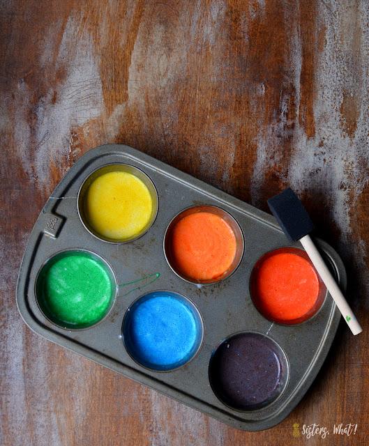diy bath paint for kids