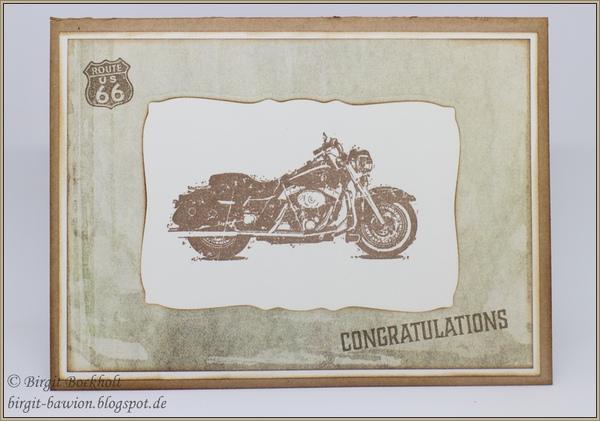 Born to Ride....