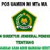 POS UAMBN MI MTS MA 2020 Dan Kisi – Kisi UAMBN Tahun Pelajaran 2019/2020