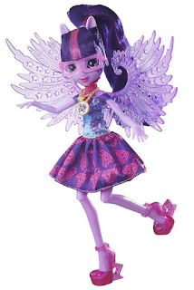 Legends of Everfree Doll Twilight Sparkle