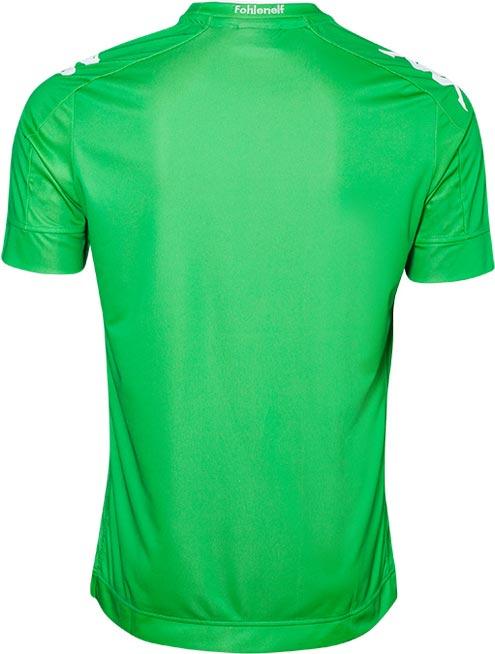 2dd48ba0bb Kappa lança camisa reserva do Borussia Mönchengladbach - Show de Camisas
