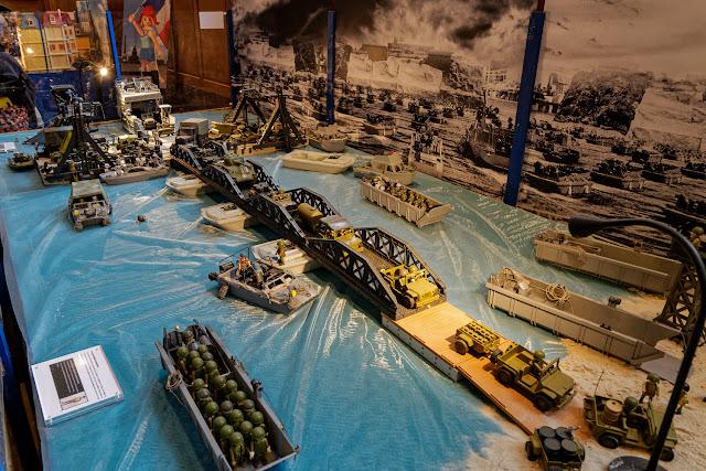 Des Playmobil élégants au Musée de l'Armée 02