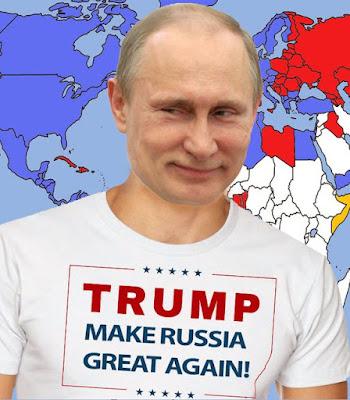 Make Russia great again..