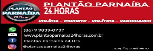 PLANTÃO PARNAÍBA 24 HORAS
