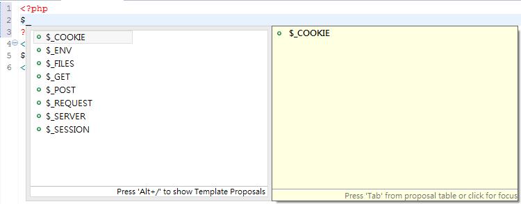 老漢碎碎唸: [PHP]: 簡單安裝PHP程式開發工具 (Eclipse PDT + JSDT-jQuery)