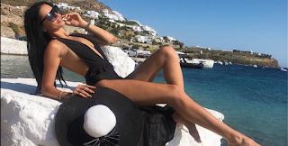 Η Δήμητρα Αλεξανδράκη και τον χώρισε και τον διέγραψε από το Instagram της