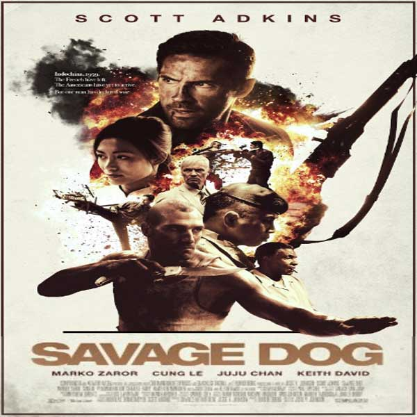 Savage Dog, Savage Dog Synopsis, Savage Dog Trailer, Savage Dog review, Poster Savage Dog