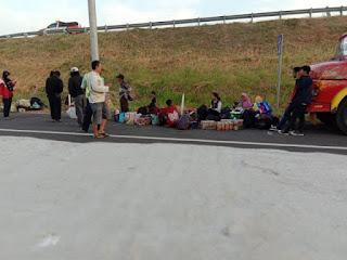 Kendaraan Bus Siliwangi Antar Nusa