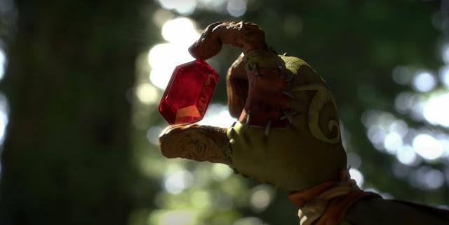 Majora's Mask: Terrible Fate - Skull Kid Dark Origins Fan Film