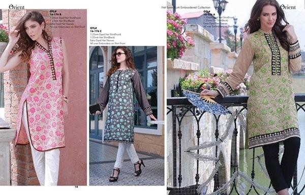 Orient Textile Lawn Dresses