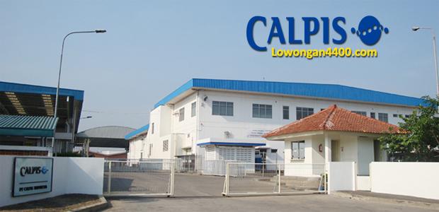 PT Calpis Indonesia