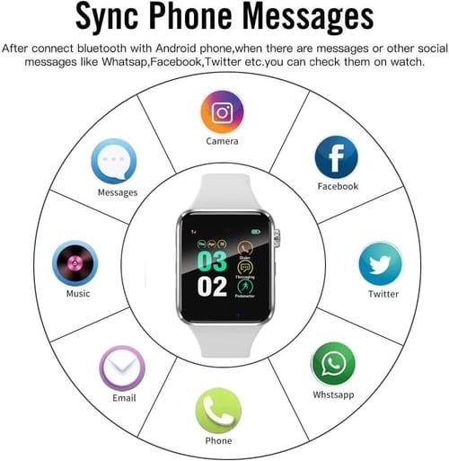 Review 321OU 321OU2020516 Sport Smart Watch