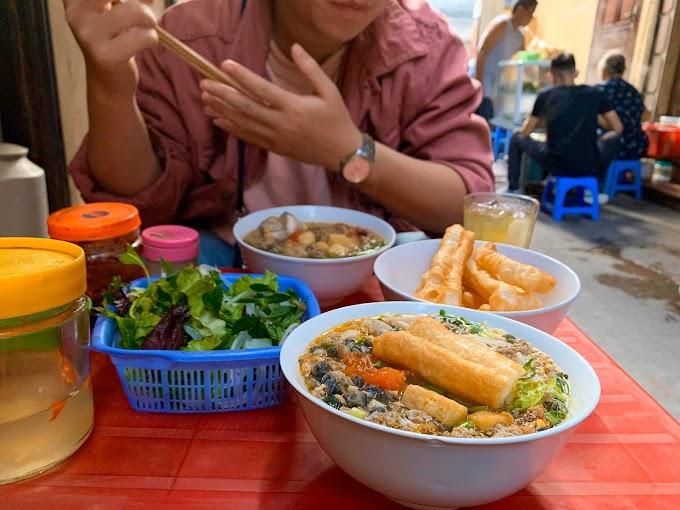 Ăn sáng ở Trương Định với 20k