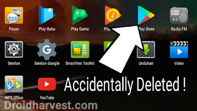 How to Reinstall Play Store if You Accidentally Deleted It