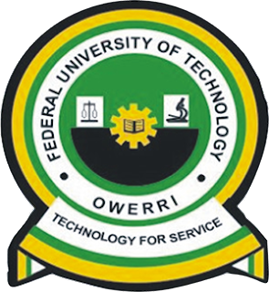 FUTO Departmental Cut-off Marks For 2019/2020