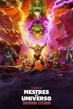 Mestres do Universo: Salvando Eternia 1ª Temporada Torrent – WEB-DL 720p/1080p Dual Áudio